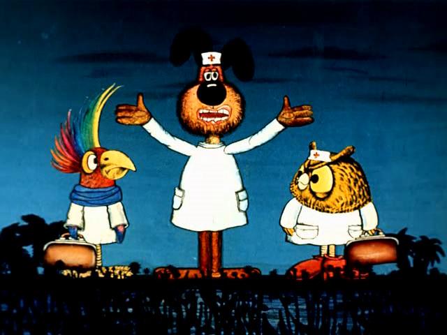 Доктор айболит скачать бесплатно мультфильм.