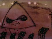 Бескрылый гусёнок
