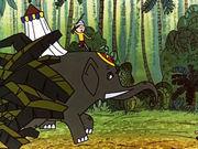 Болек и Лёлек путешествуют по свету.  2. По следам бенгальского тигра