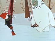 Болек и Лёлек.  2. Снежный человек