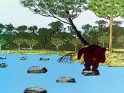 Болек и Лёлек путешествуют по свету.  6. В лесах Канады