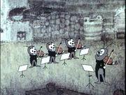 Сверчок и скрипка