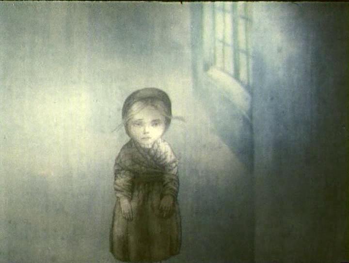 Девочка со спичками.