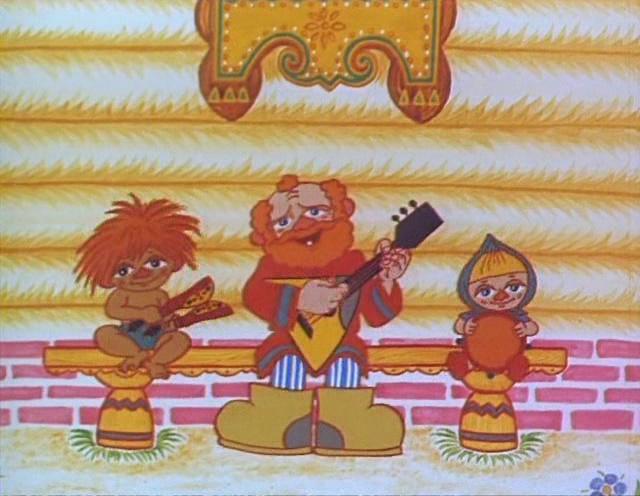 Два веселых гуся (веселая карусель № 2)   советские мультфильмы.