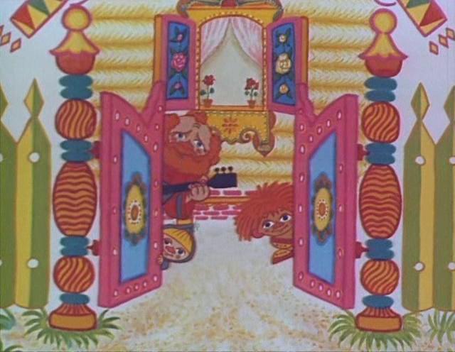 Мультфильм два весёлых гуся. Смотреть онлайн. Скачать бесплатно.
