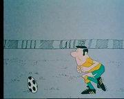 Густав - футбольный тренер