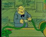 Густав и его змея