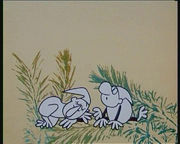 Как Кржемелик и Вахмурка заблудились в грибном лесу