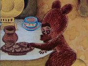 Как ёжик и медвежонок встречали Новый год