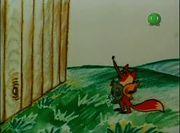 Кенгурёнок Прыг-Скок. 01. Лиса