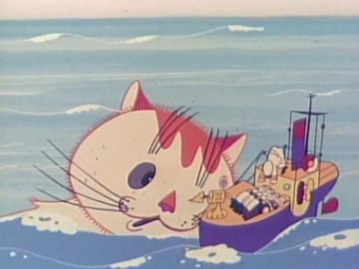 Картинки китов и котов