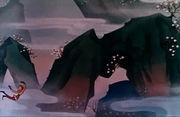 Царь обезьян Сунь Укун. 1. Бунт в Небесных чертогах