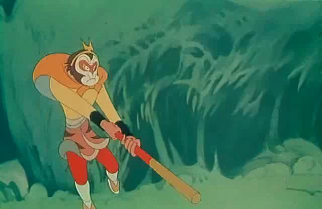 Мультик сун у кунь король обезьян