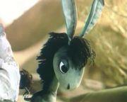 Крылатый ослик