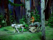 Лиса и волк (1937)
