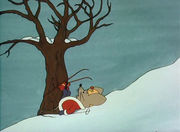 Приключения Мышки. 13. Зимняя прогулка