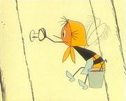 Пчёлка Жу-жу-жу
