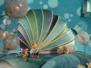 Незнайка. Приключения.  6. Как Знайка придумал воздушный шар