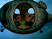 Приключения капитана Врунгеля ( 5 серия)