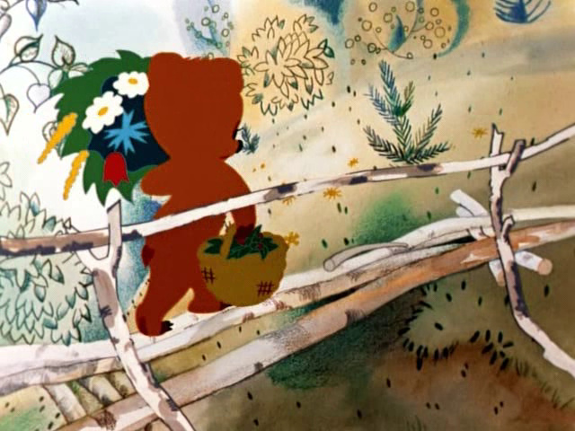 Маленький художник мультфильм все серии подряд