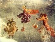 Синичкин календарь. 1. Зима