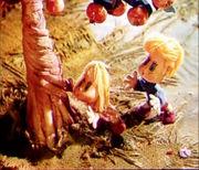 Сказка о яблоне