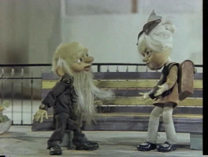 Сказка о Потерянном Времени мультфильм