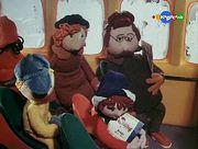 Сказки Засыпайки. 2. События в трамвае.