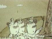 Три панька