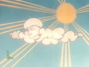 Влюблённое облако