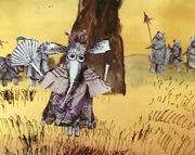Война слонов и носорогов