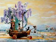 Волшебник Изумрудного города.  7. Корабль старого моряка