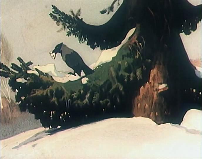 """""""The Fox and the Crow"""" -""""Ворона и лиса"""", аудиокнига на английском языке"""